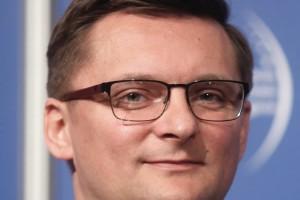<h3>Marcin Krupa</h3> <p>prezydent Katowic</p>
