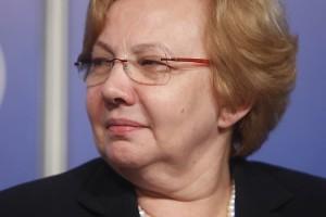 <h3>Małgorzata Mańka-Szulik<h3> <p>prezydent Zabrza, przewodnicząca zarządu, Górnośląski Związek Metropolitalny</p>