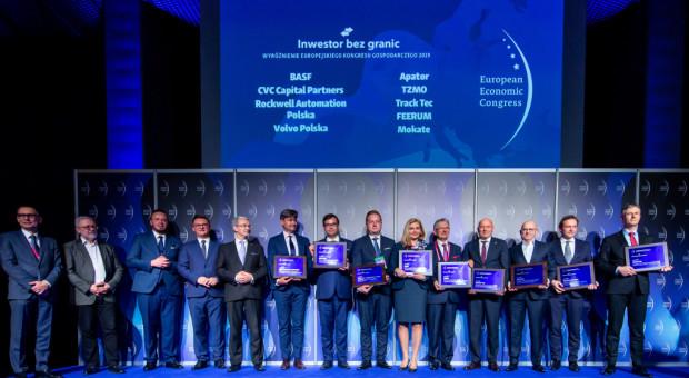 Oni budują markę Polski w świecie i rozwijają naszą gospodarkę W Katowicach nagrodzono Inwestorów bez granic